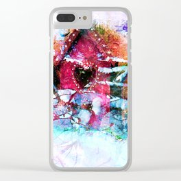 A Home For All Seasons Clear iPhone Case
