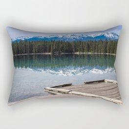 Dock on Edith Rectangular Pillow