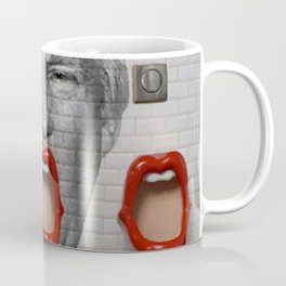 Trump Piss Off Coffee Mug