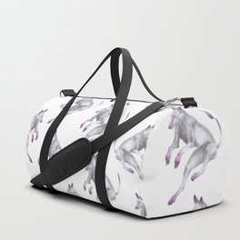 Dogs pattern Duffle Bag