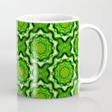 WOOD Element kaleido pattern Mug