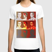 rick grimes T-shirts featuring Rick Grimes by Zalazny