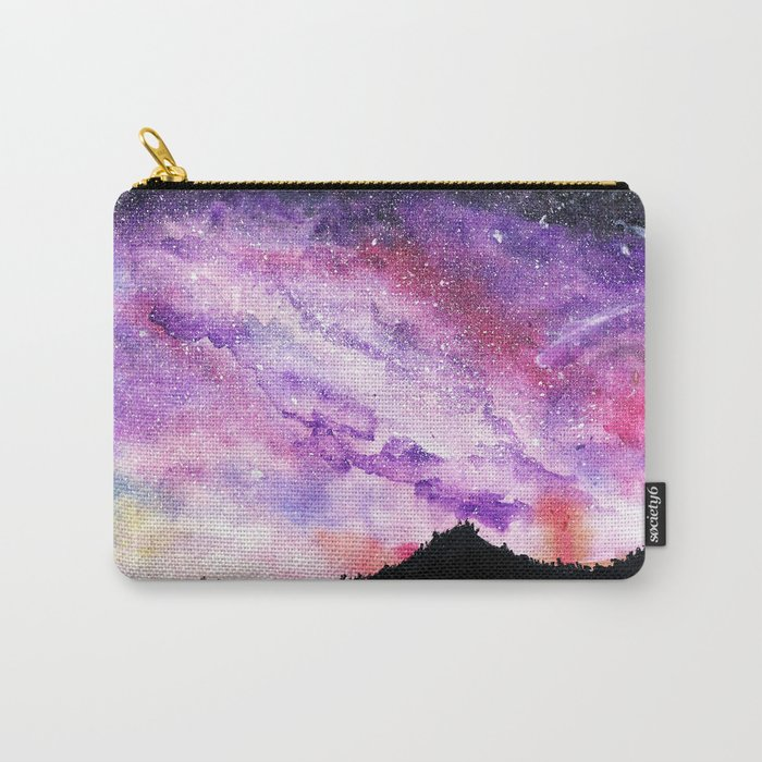 All of the Stars Not Seen  Carry-All Pouch