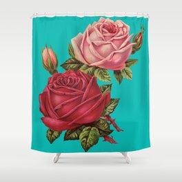 Floral Pop Shower Curtain