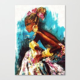 Baubles And Bangles Canvas Print