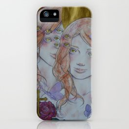Fool's Gold iPhone Case