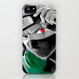 hatake kakashi iPhone Case