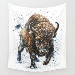Buffalo Wall Tapestry
