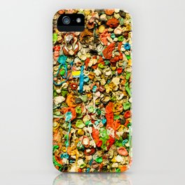 Gum Wall - Seattle iPhone Case