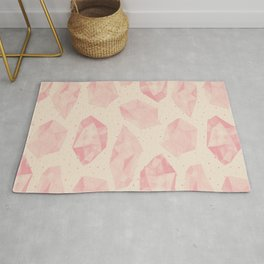 Crystal of Unconditional Love Rug