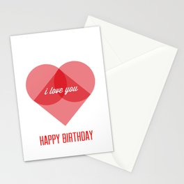 Birthday Wishes for My Dearest Friend Stationery Cards