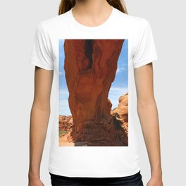 The Base Of An Arch T-shirt