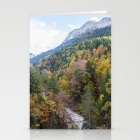 forrest Stationery Cards featuring Forrest  by Veronika