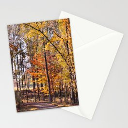 North Georgia Fall Colors 6 Stationery Cards