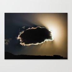 Here Comes The Sun (III) Canvas Print