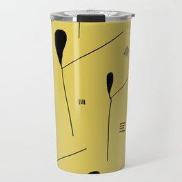 Abstract Composition 11 Travel Mug