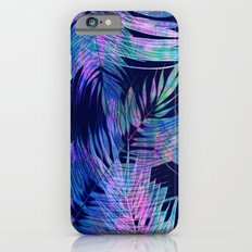 Waikiki Tropic {Blue} Slim Case iPhone 6