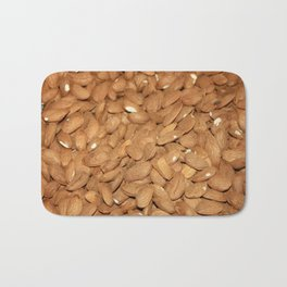 Peeled Almonds From Datca Bath Mat