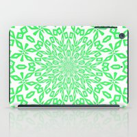 john green iPad Cases featuring Green... by Lisa Argyropoulos
