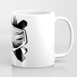MTB Ride Coffee Mug