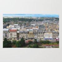 edinburgh Area & Throw Rugs featuring Edinburgh Model by Sabel Roizen