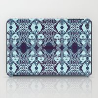 sister iPad Cases featuring sister, sister by Prints & Needles