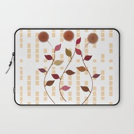 Fall Florals Laptop Sleeve