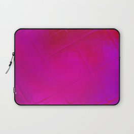 Re-Created Twisted SQ  XXXVIII by Robert S. Lee Laptop Sleeve