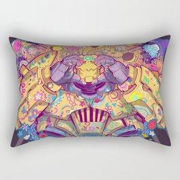 Infinite sun Rectangular Pillow