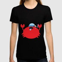 Sleepy Crab T-shirt