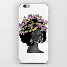 Wildflower Crown II iPhone & iPod Skin