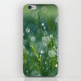 bokeh dreams iPhone Skin