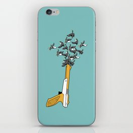 Thrill of the Hunt iPhone Skin