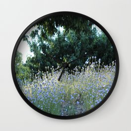 Morning walks Wall Clock