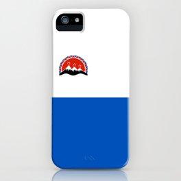kamchatka flag iPhone Case