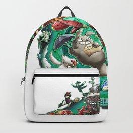 Studio Ghibli - 3 Backpack