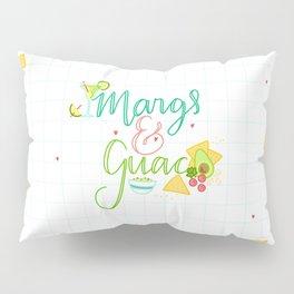 Margs & Guac Pillow Sham