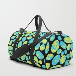 Are They Blue or Yellow Eggs? Duffle Bag
