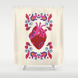 True Heart Shower Curtain