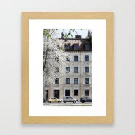 Munich House Framed Art Print