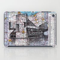 ohio iPad Cases featuring Ohio by Ursula Rodgers