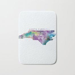 North Carolina Bath Mat