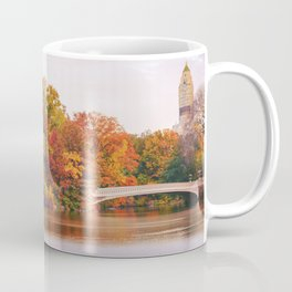 Autumn Colors Are the Best Colors - New York City Coffee Mug