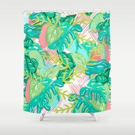Floresta Tropical Shower Curtain