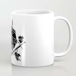 Be Not Afraid In This World Coffee Mug