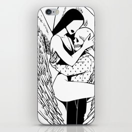 Arms Around You iPhone Skin