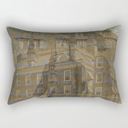 THE OTHER ARCHITECT'S MANSION III Rectangular Pillow