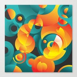 Cosmogony #02 Canvas Print