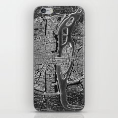 Vintage Paris Negative iPhone & iPod Skin