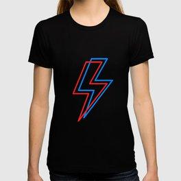 3D Lightening Bolt T-shirt
